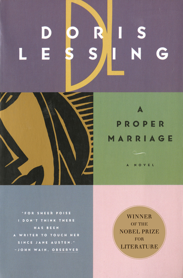 A Proper Marriage - cover