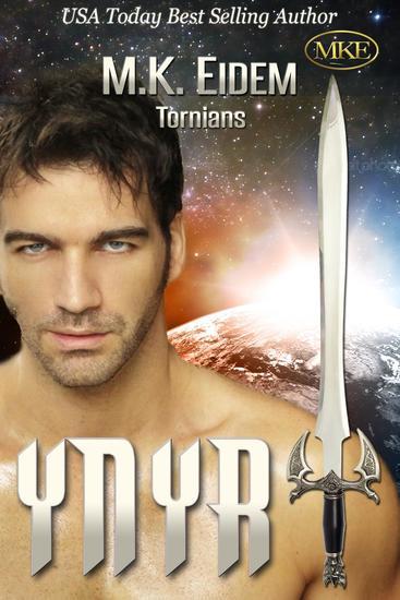 Ynyr - Tornians #3 - cover