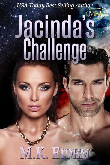 Jacinda's Challenge - Imperial Series #3 - cover