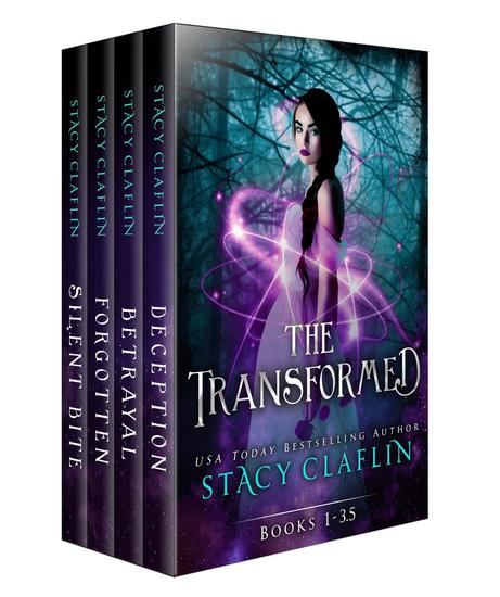 The Transformed Box Set - cover