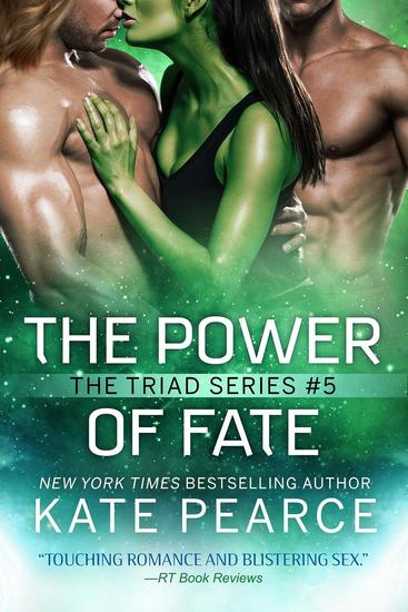The Power of Fate - The Triad Series #5 - cover
