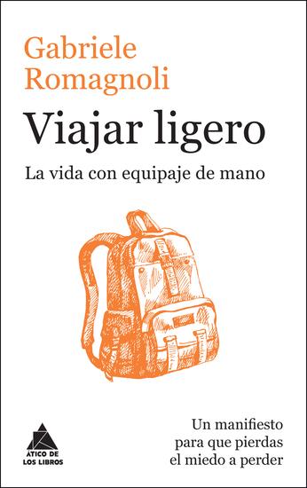 Viajar ligero - cover