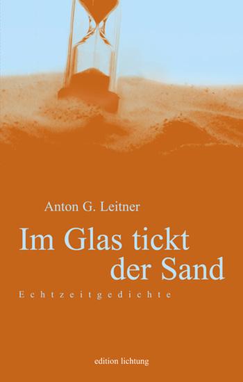 Im Glas tickt der Sand - Echtzeitgedichte - cover