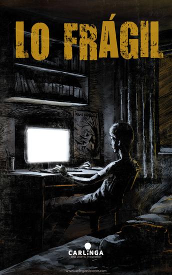 Lo Frágil - cover