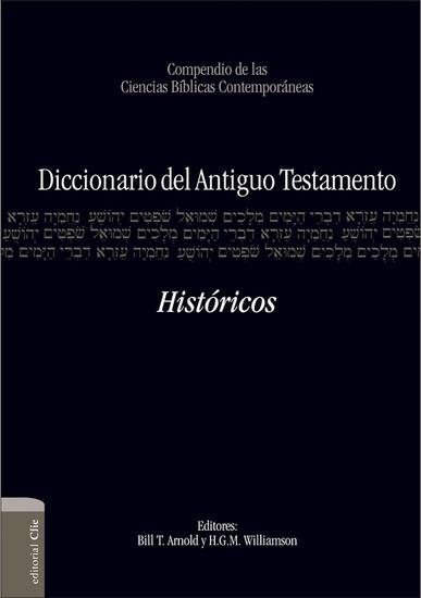 Diccionario del A T Históricos - cover