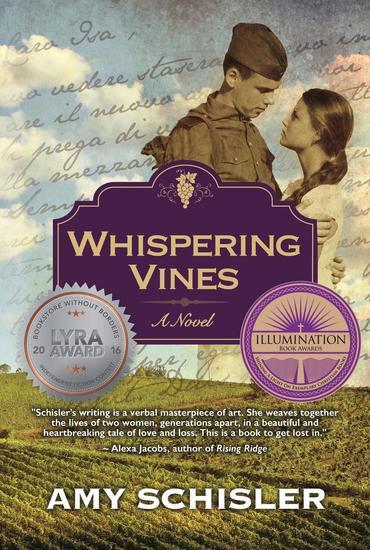 Whispering Vines - cover