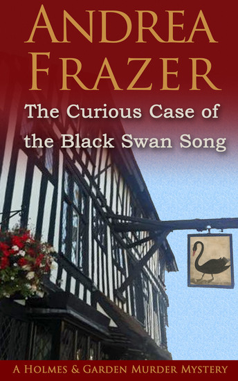 The Curious Case of The Black Swan Song - cover