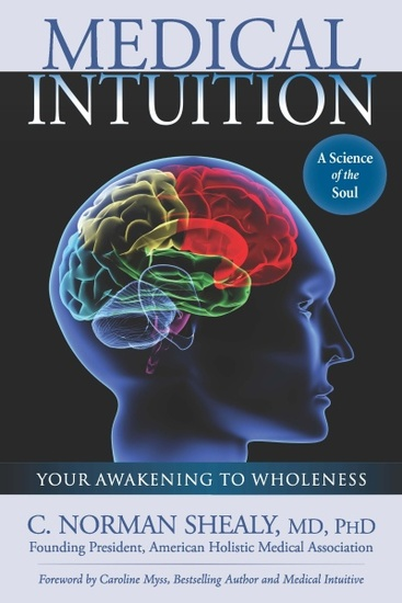 Medical Intuition - Your Awakening to Wholeness - cover