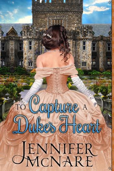 To Capture a Duke's Heart - cover