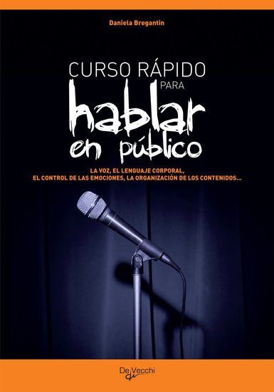 Curso para hablar en público - cover