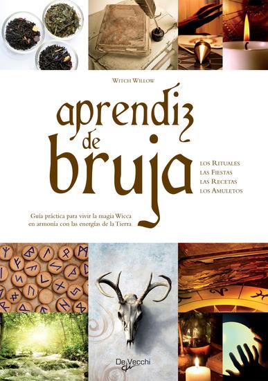 Curso aprendiz de Bruja - cover