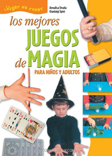 Los mejores juegos de magia - cover