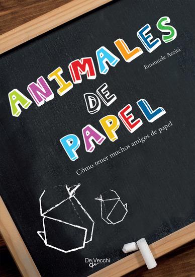 Animales de papel - cover