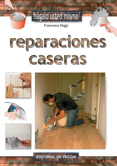 Reparaciones caseras - cover
