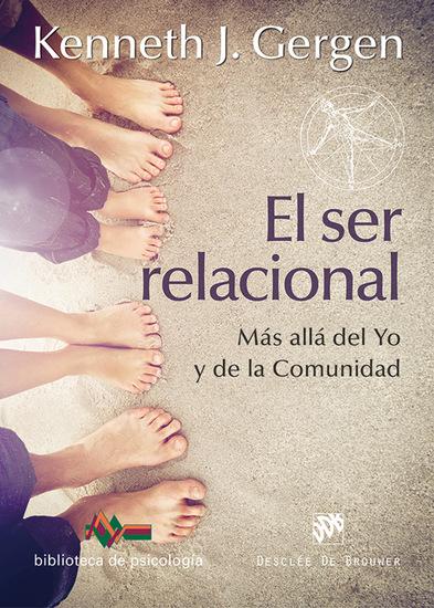 El ser relacional Más allá del yo y de la comunidad - cover