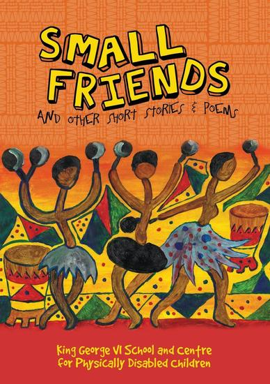 Small Friends and other stories and poems - cover