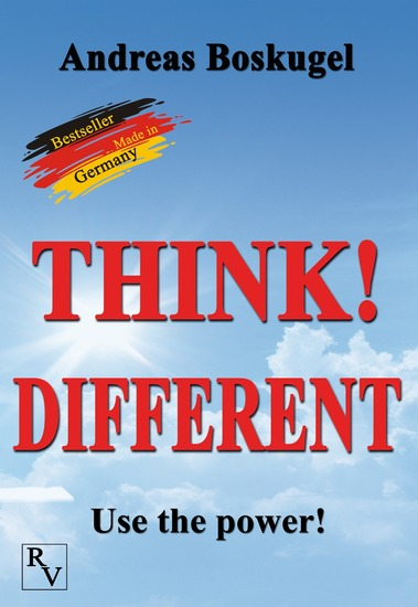 THINK! DIFFERENT - Use the power! - cover