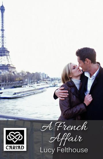 A French Affair - Cariad Singles - cover