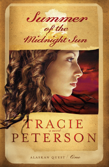 Summer of the Midnight Sun (Alaskan Quest Book #1) - cover