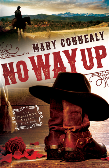 No Way Up (The Cimarron Legacy Book #1) - cover
