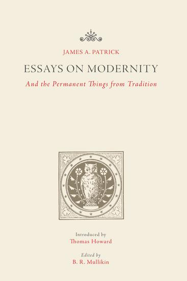 Thesis on tradition