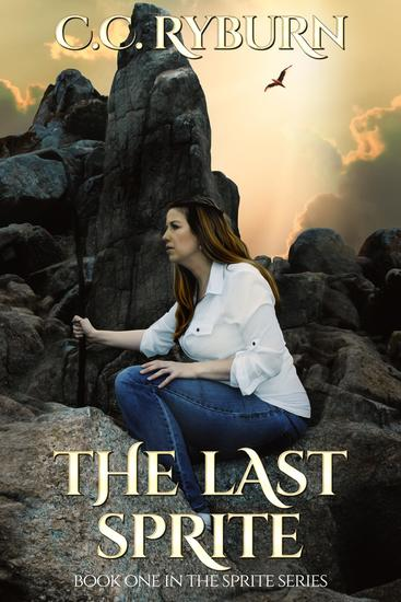 The Last Sprite: Book One of the Sprite Series - cover