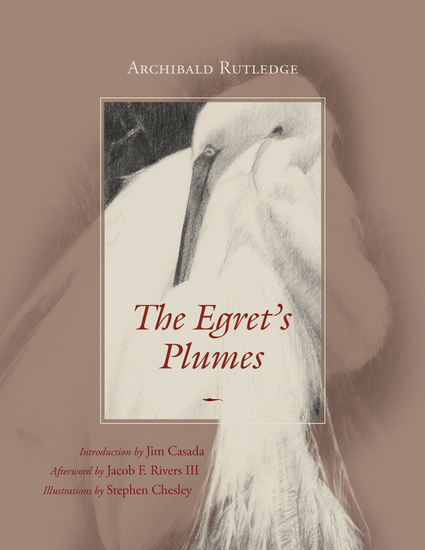 The Egret's Plumes - cover