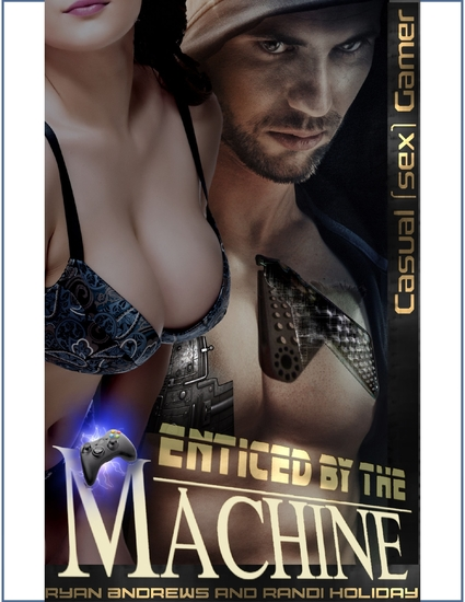 Enticed By The Machine - cover
