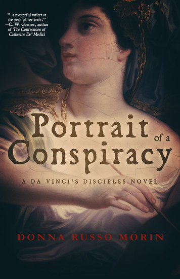 Portrait of a Conspiracy - Da Vinci's Disciples - Book One - cover