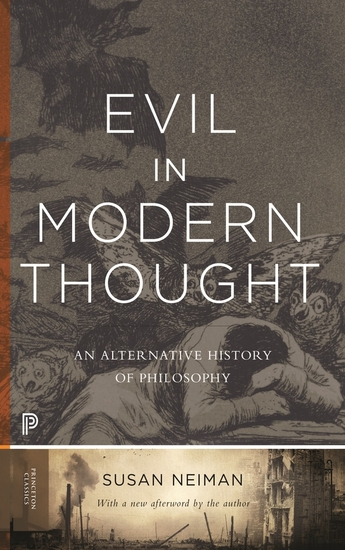 Evil in Modern Thought - An Alternative History of Philosophy - cover