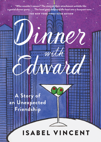 Dinner with Edward - A Story of an Unexpected Friendship - cover