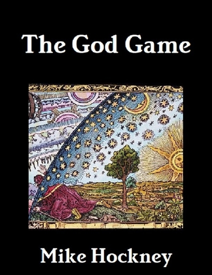 The God Game - cover