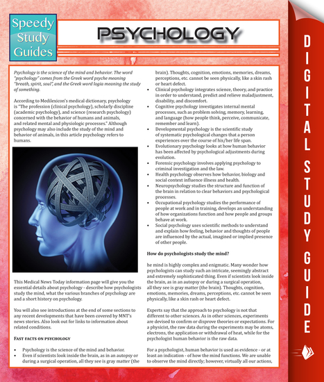 psychology studies Psychology is the science of behavior and mind, including conscious and unconscious phenomena, as well as feeling and thought it is an academic discipline of immense.