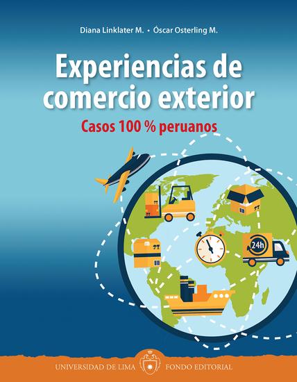 Experiencias de comercio exterior - Casos 100 % peruanos - cover