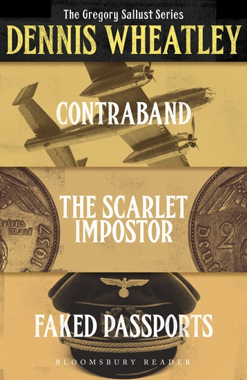 The Gregory Sallust Series Starter - cover
