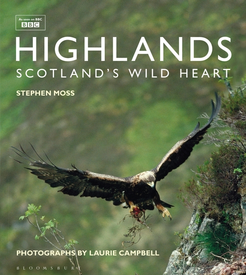 Highlands - Scotland's Wild Heart - cover