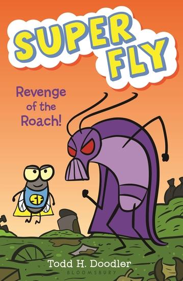 Revenge of the Roach! - cover