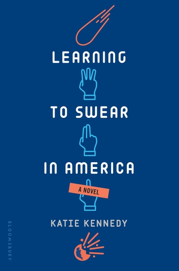 Learning to Swear in America - cover