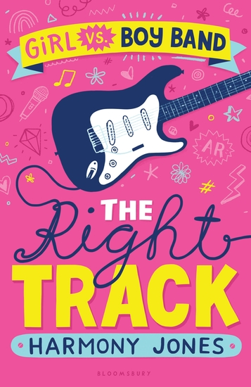 Girl vs Boy Band - The Right Track - cover