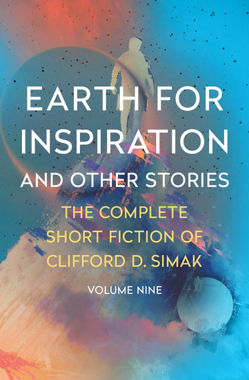 Earth for Inspiration - And Other Stories - cover