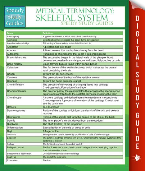 medical terminology case studies