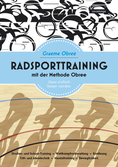 Radsporttraining mit der Methode Obree - cover