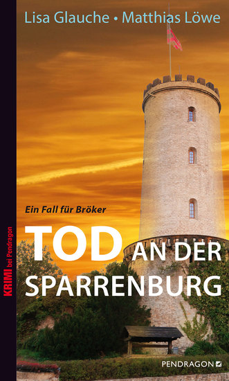 Tod an der Sparrenburg - cover
