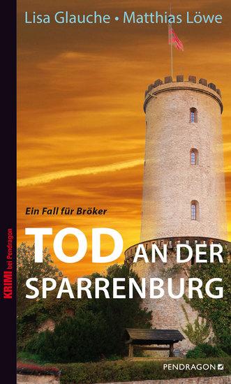 Tod an der Sparrenburg - cover