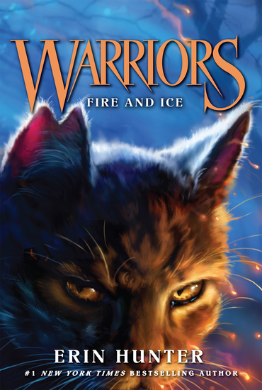 Warriors #2: Fire and Ice - cover