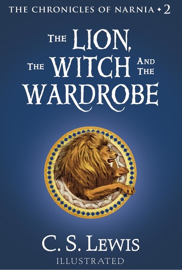 The Lion the Witch and the Wardrobe - cover