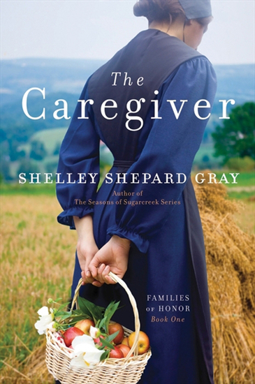 The Caregiver - Families of Honor Book One - cover