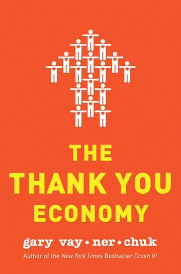 The Thank You Economy - cover