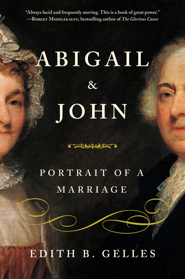 Abigail and John - Portrait of a Marriage - cover