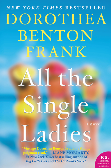 All the Single Ladies - A Novel - cover